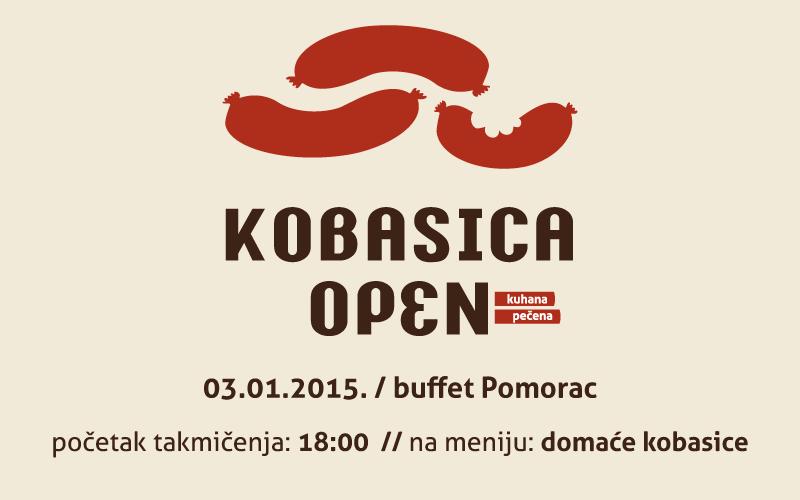 Kobasica Open