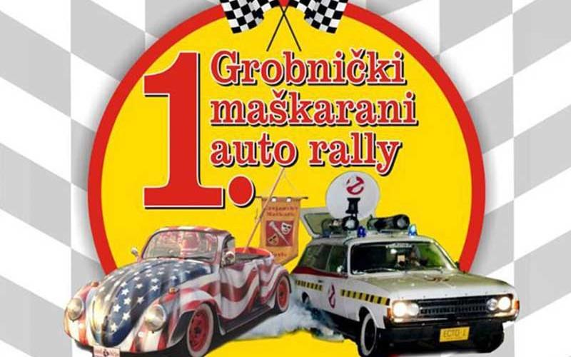 Maškarani rally