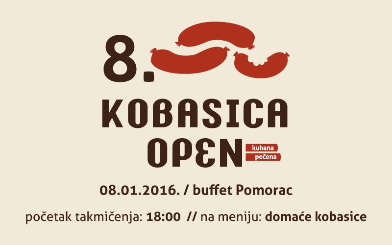 Kobasica Open 2016.